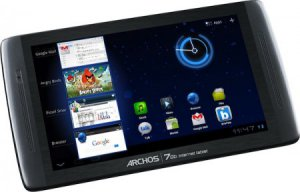 Archos выпустит конкурента Kindle Fire